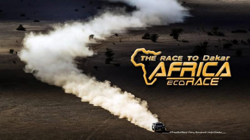 AFRICA ECO RACE 2017 les gladiateurs du désert !