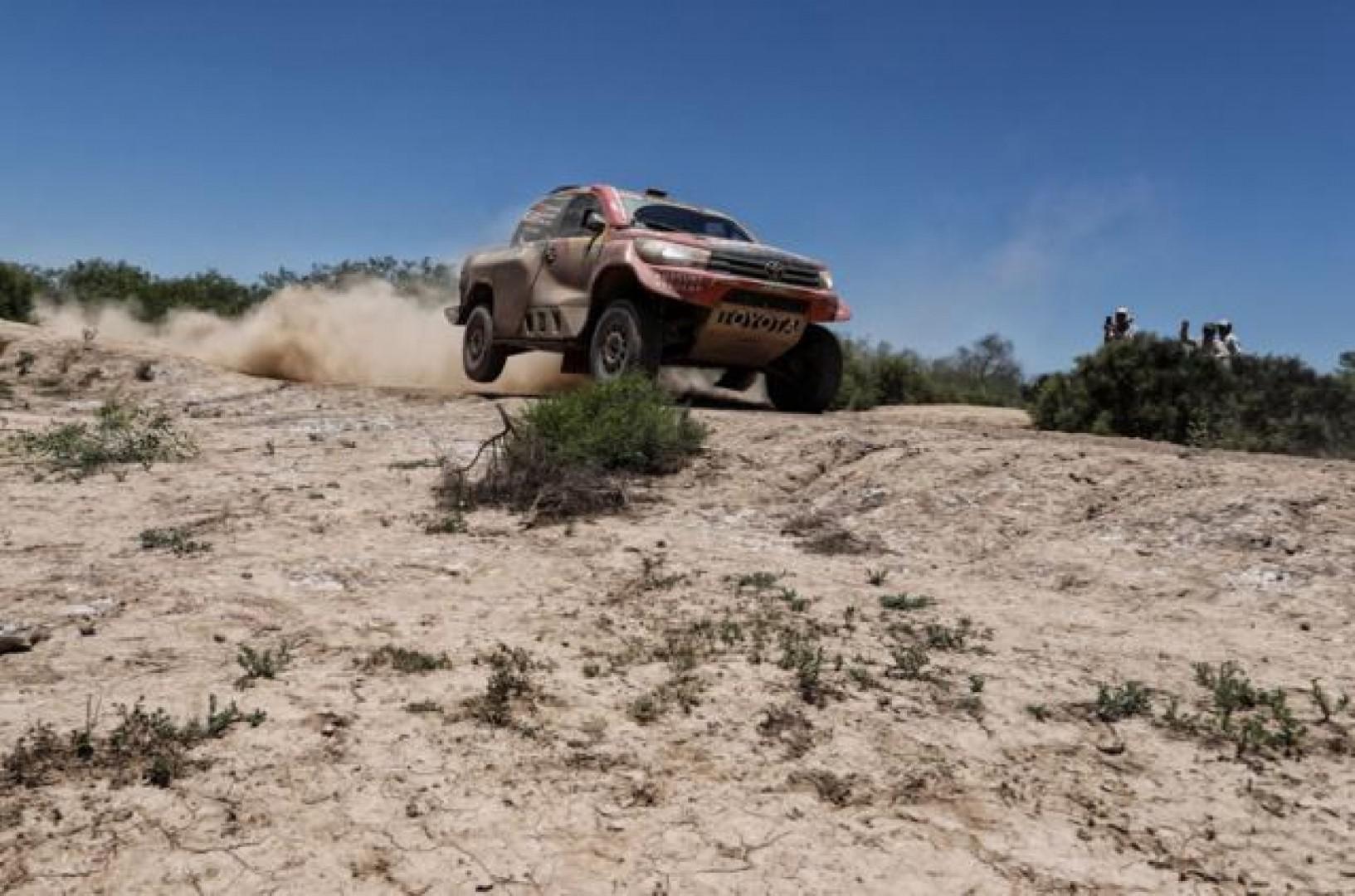 Dakar 2017 : montée en régime