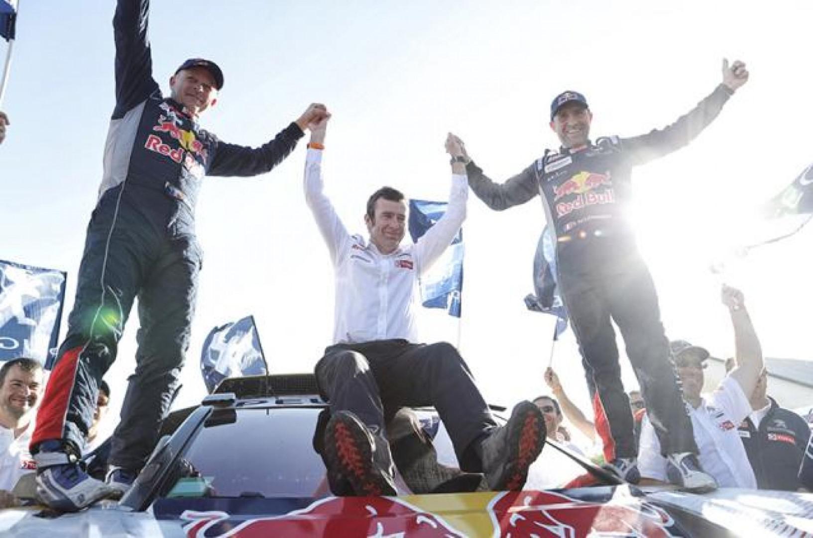 Peterhensel(auto) et Sunderland(moto) vainqueurs du Dakar 2017