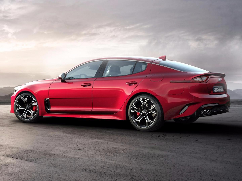 Kia sort une nouvelle voiture qui pourrait bousculer BMW et Audi