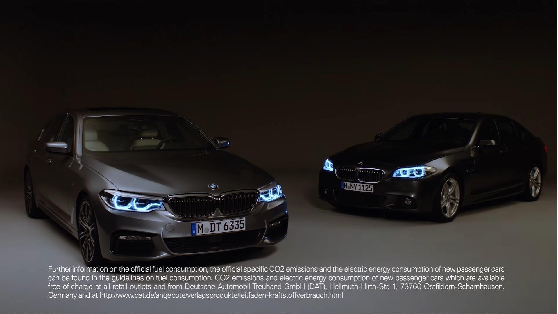 Compraison des BMW Série 5 G30 et F10 !