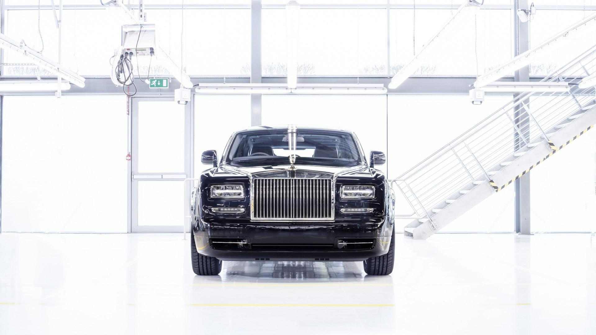 La dernière Rolls-Royce Phantom VII vient de sortir