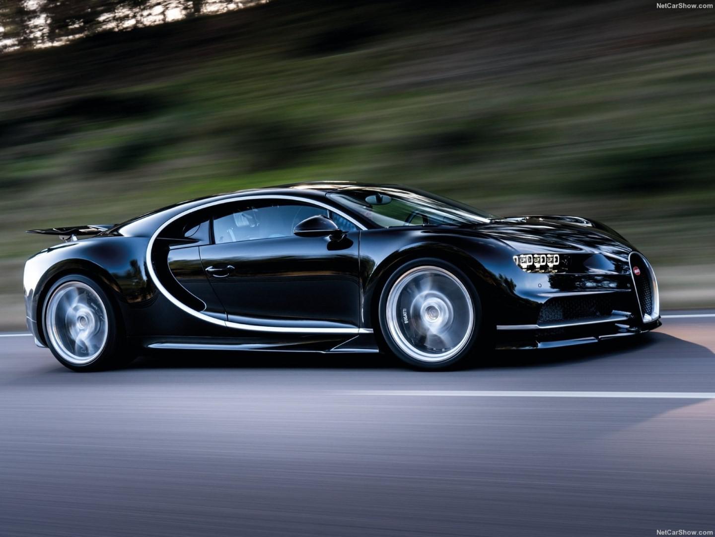 The Grand Tour : Plus de 450 km/h au volant de la Bugatti Chiron !