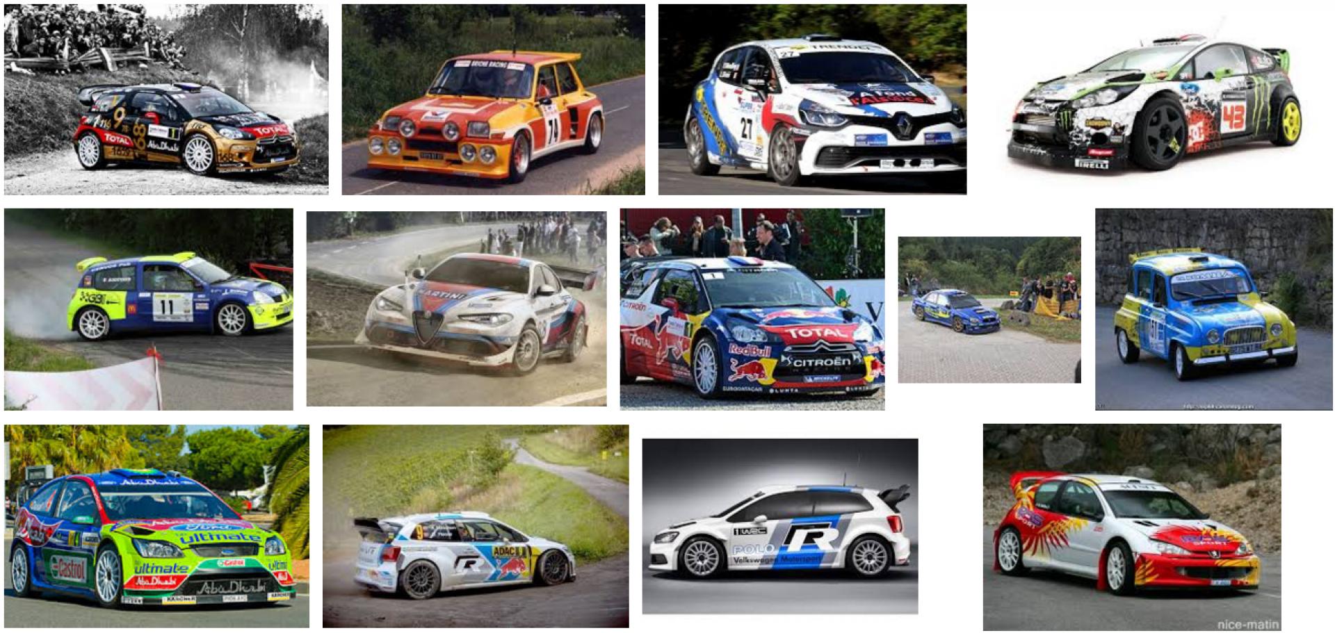 Connaissez-vous les différentes catégories de voitures de Rallye ?