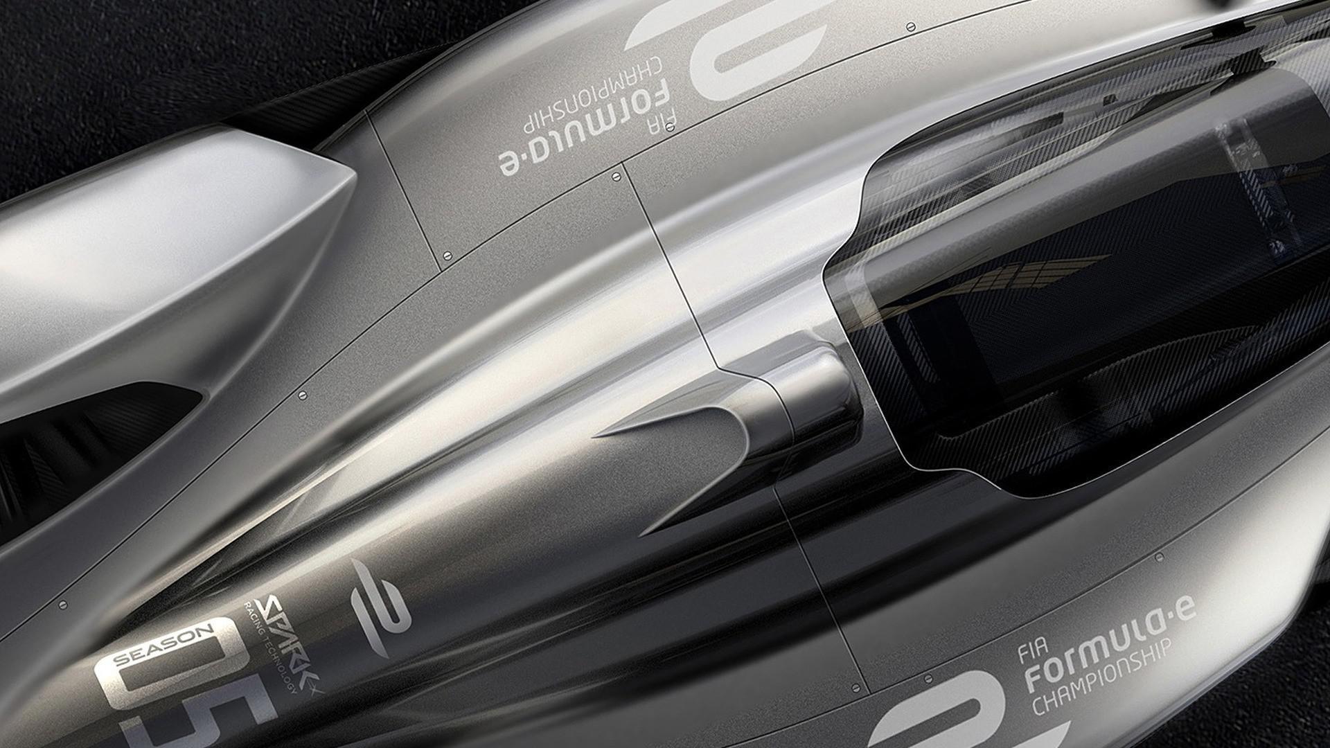 Spark Formule 3 : Un concept qui annonce le sport automobile du futur…
