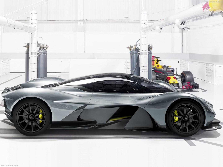 Aston Martin AM-RB 001 : un V12 atmosphérique de 6,5 litres 1000 ch….