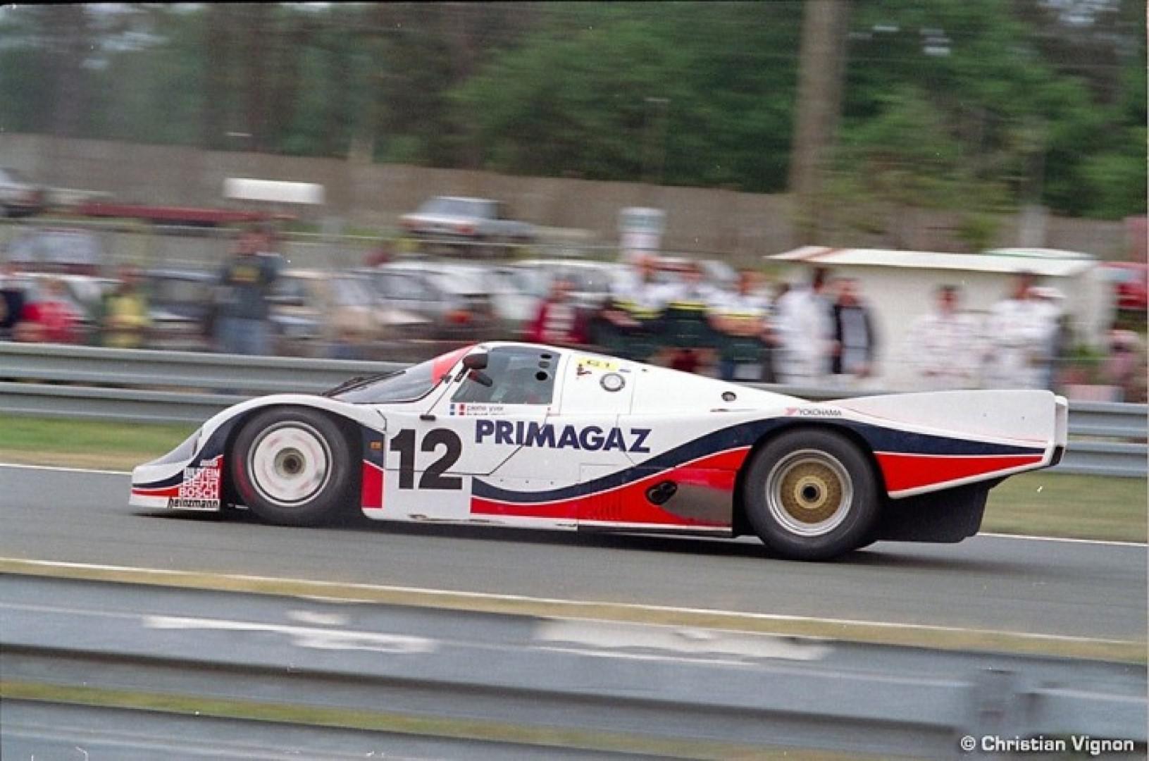 """Max Cohen-Olivar (20 participations) : """"Le Mans, c'est toute une vie en 24 Heures"""""""