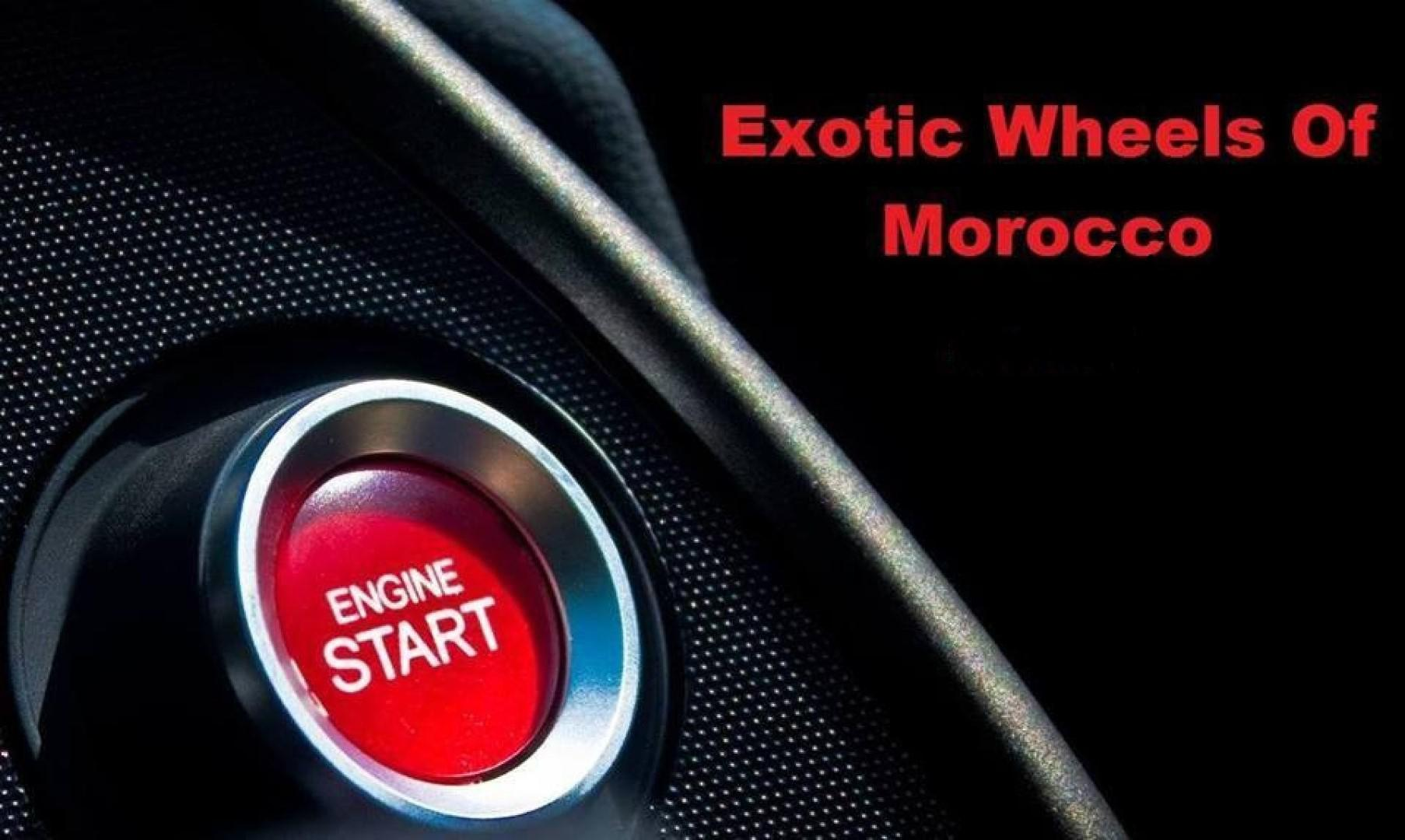 Qui connait les Exotic Wheels of Morocco ?