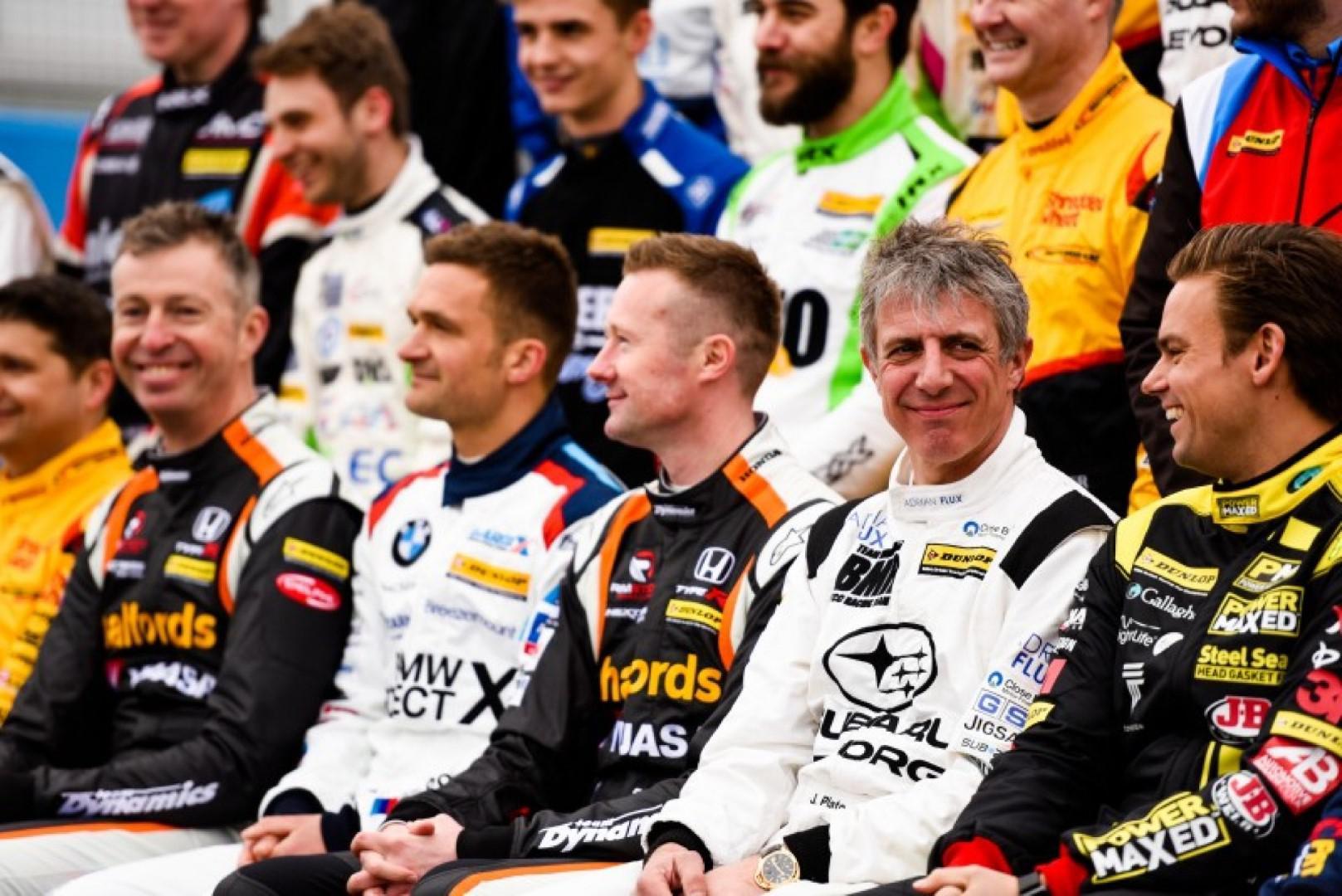 BTCC : début de saison le 1-2 avril à Brands Hatch indy