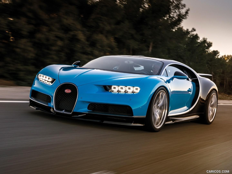 Bugatti Chiron : Encore un chrono assez ahurissant !