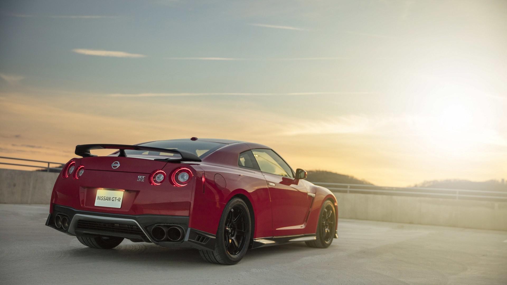 Nissan dévoile la GT-R version Track Edition