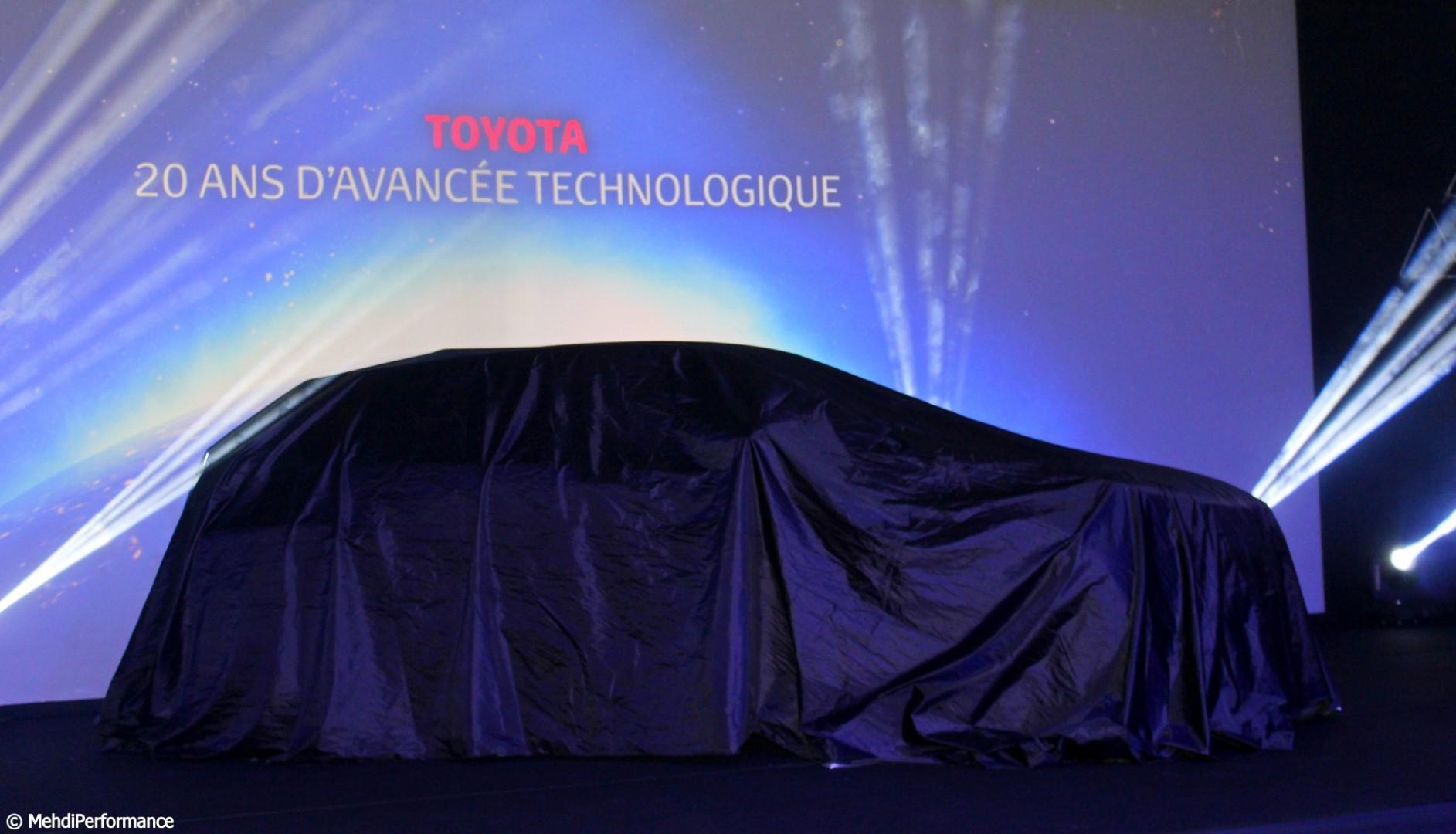 Conférence de presse du nouveau SUV Toyota C-HR au Maroc