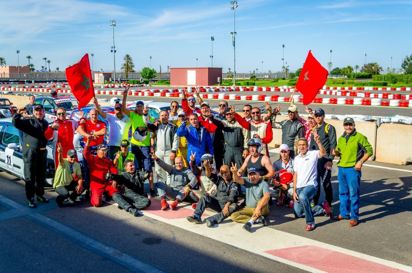 Track Day, une première au Maroc