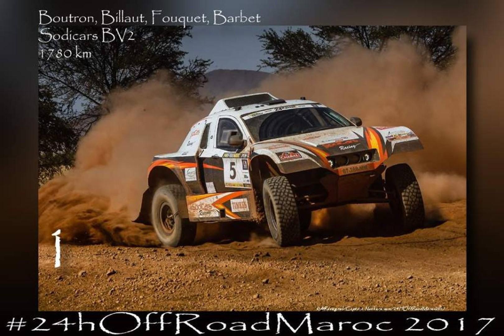 24 H Off Road Maroc 2017 : Classement en photos !