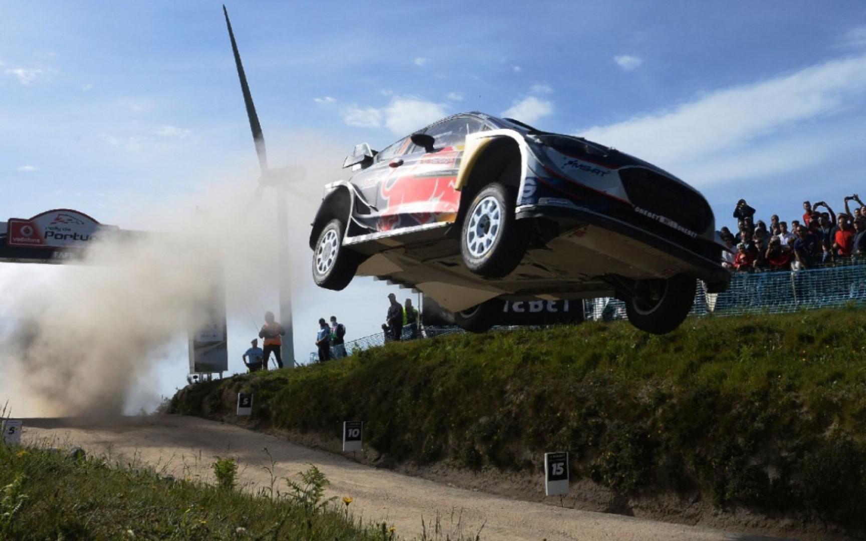 Rallye du Portugal : deuxième victoire de la saison pour Ogier