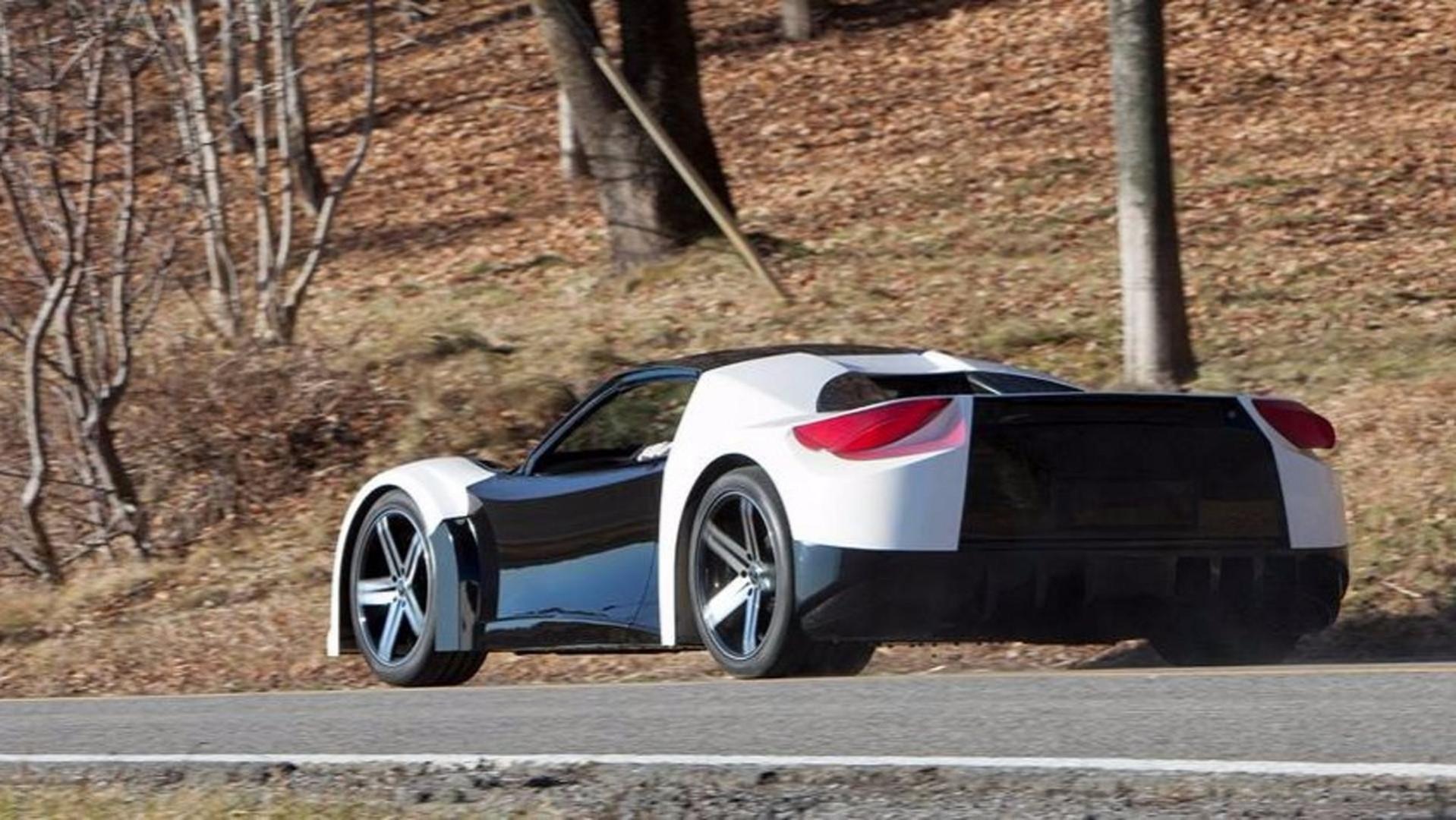 Tomahawk :  La toute première voiture sport 100% électrique faite au Québec