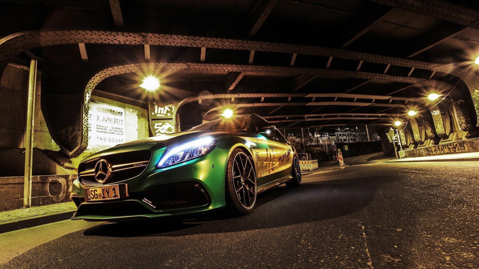 Cette Mercedes-AMG C63 S Estate by Wimmer développe plus de 810 ch !