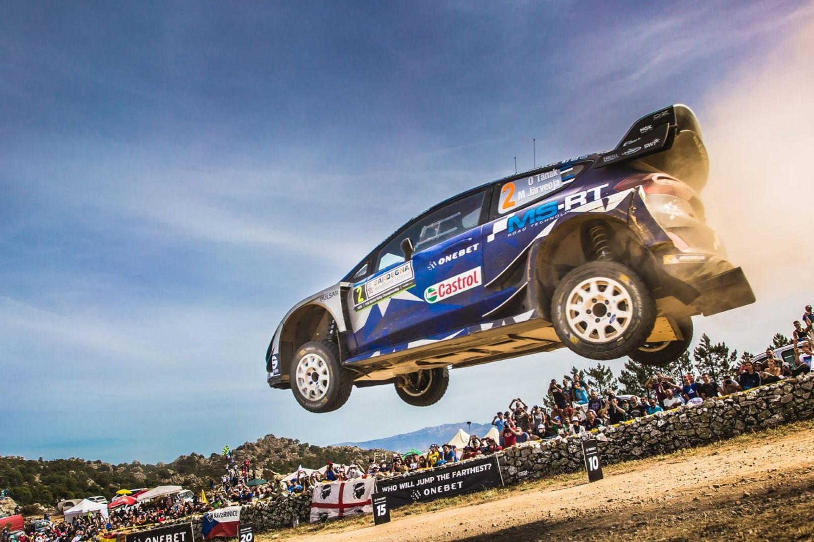 Rallye de Sardaigne 2017 : victoire d'Ott Tanak (Ford) première de sa carrière