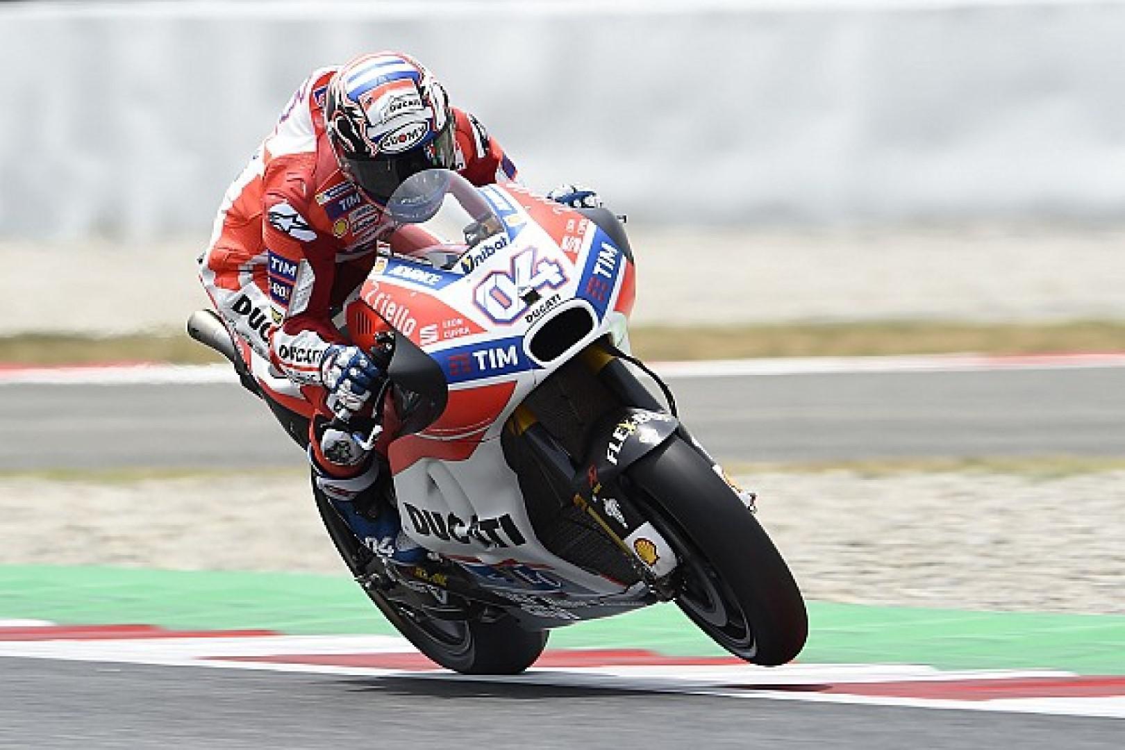 MotoGP – Grand Prix de Catalogne :  victoire  pour Andrea Dovizioso