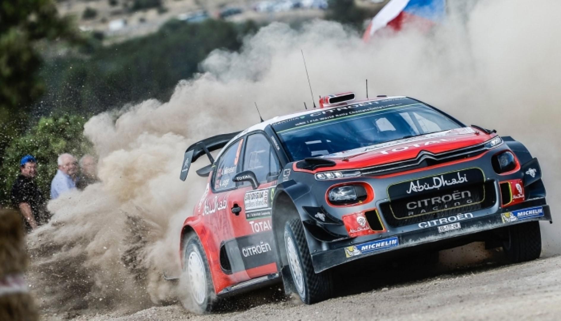 De nouvelles homologations techniques pour la C3 WRC pour le rallye de pologne
