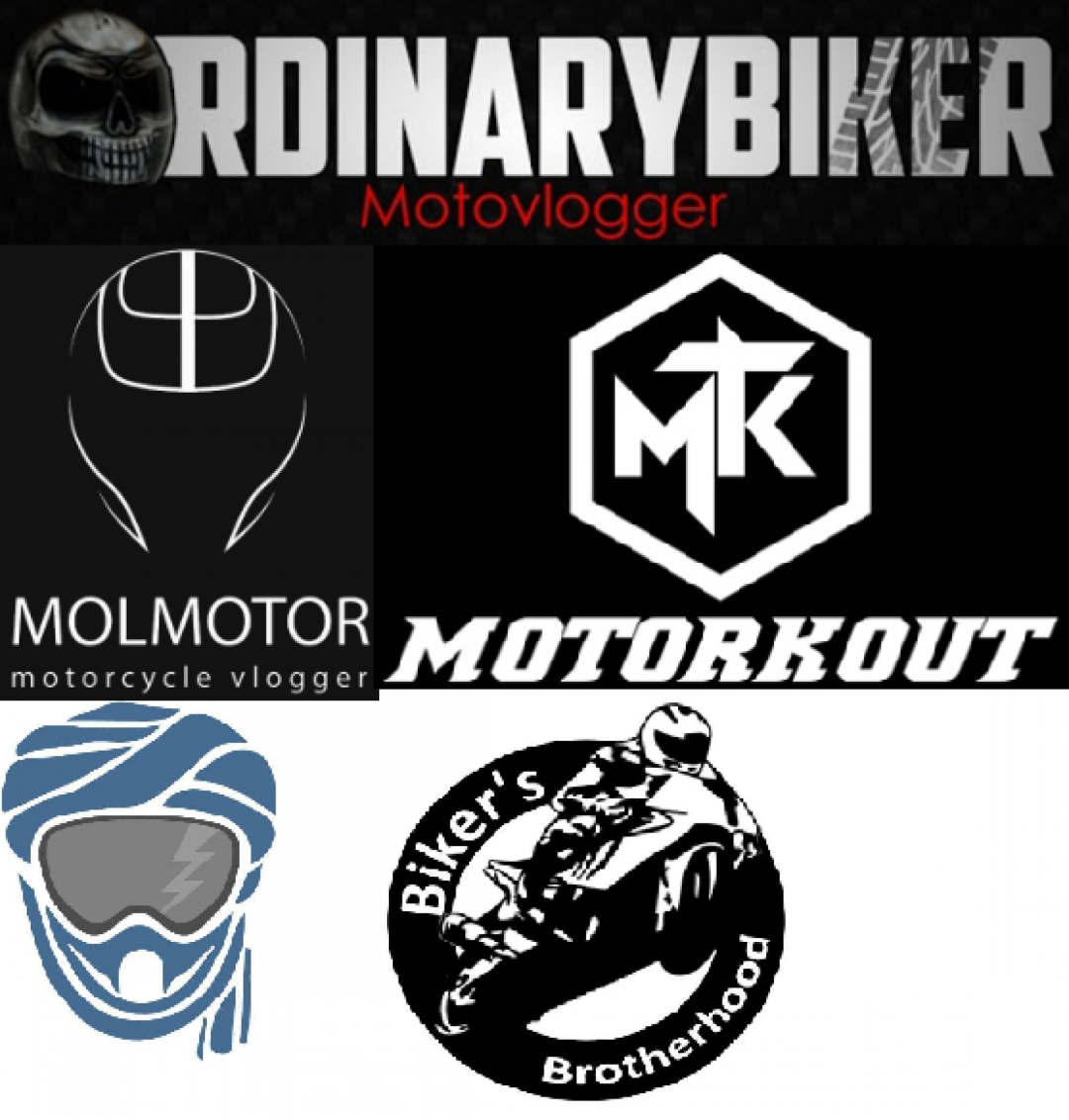 Les motovloggers marocains