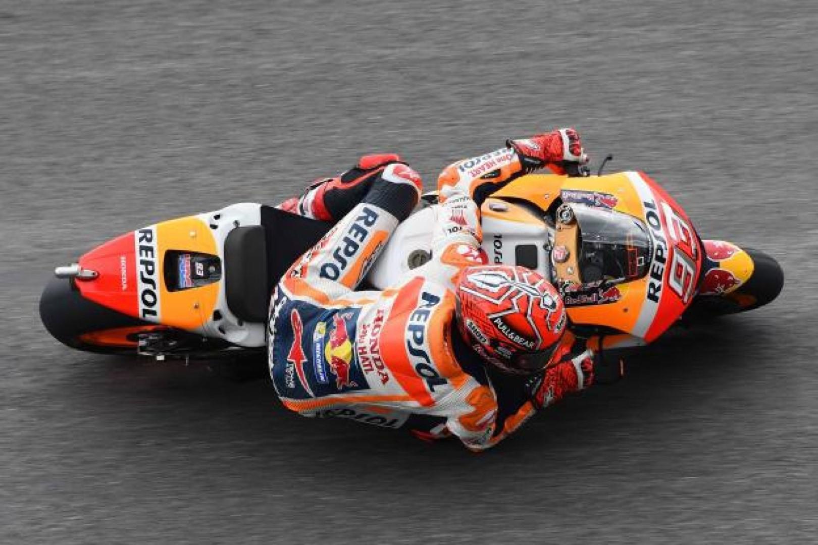 Moto GP allemagne : victoire de Marquez son deuxième succès de la saison