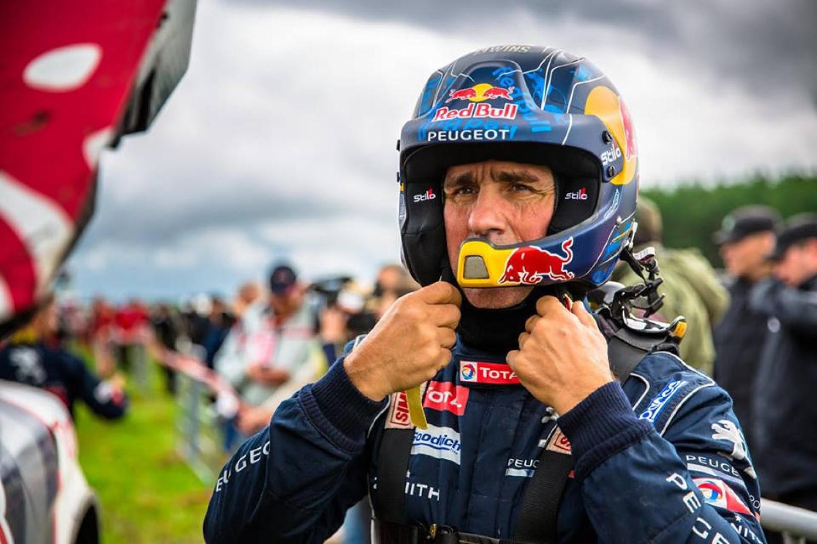 Silkway Rally 2017: Stéphane Peterhansel s'impose et prend la tête