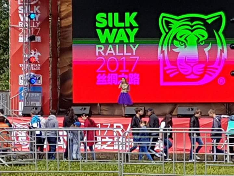 dans les coulisses du silkway rallye par larbi Réda sbaï