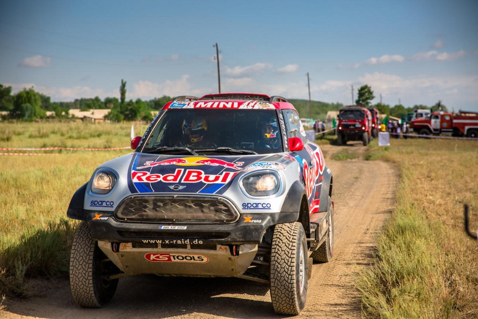 Silkway Rally 2017: L'Américain Bryce Menzies remporte la 7ème étape