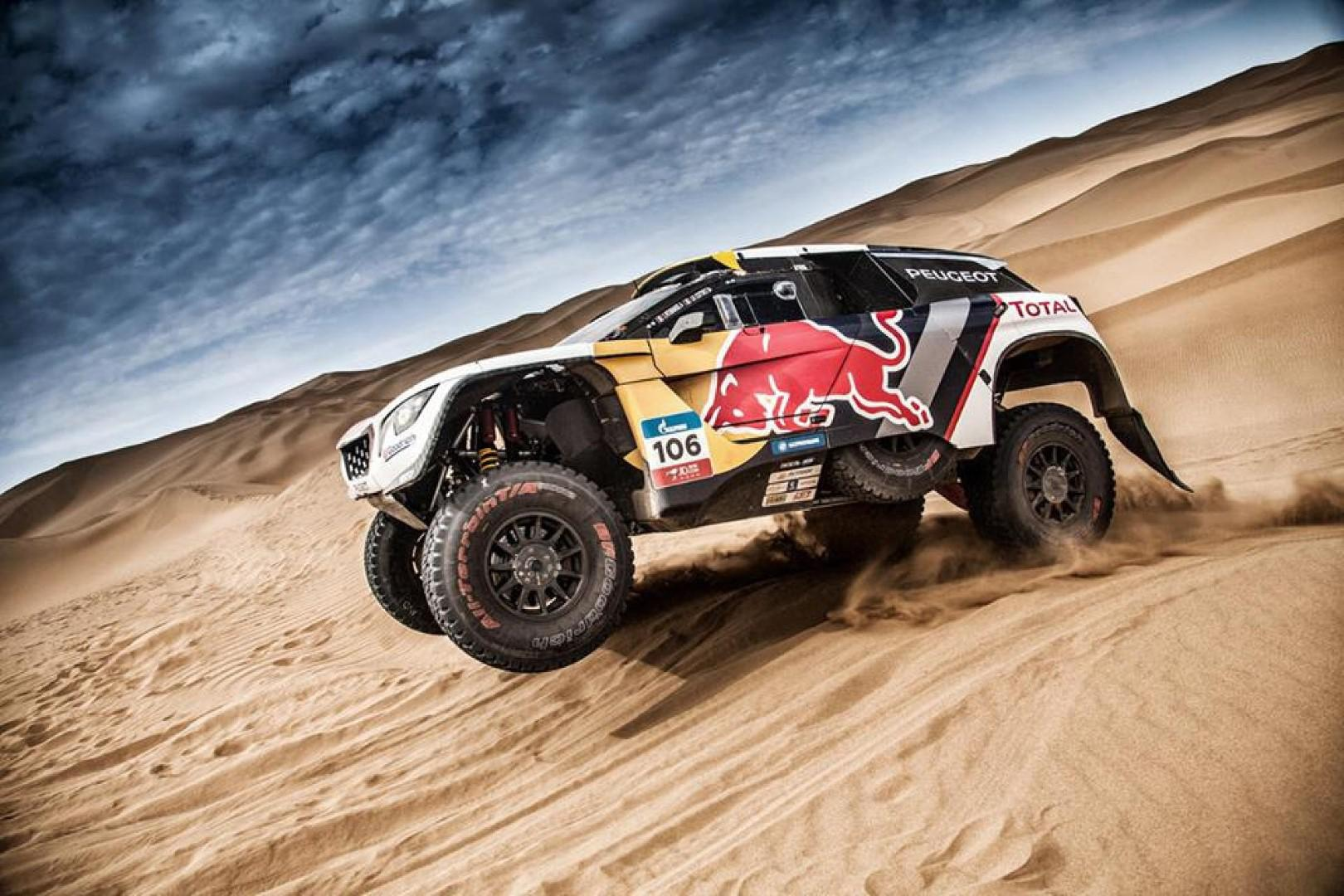 Silkway Rally : Sébastien Loeb perd la tête de la course.