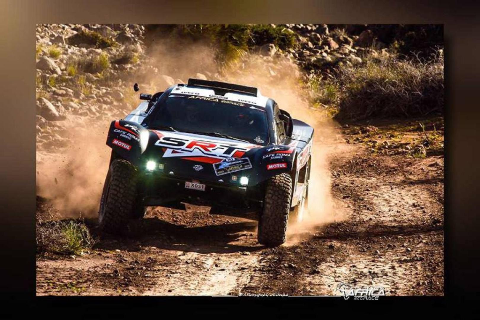 Serradori Racing Team dévoile son calendrier des compétitions : La baja Aragon, le rallye Oilibya du Maroc et l'Africa Eco Race.