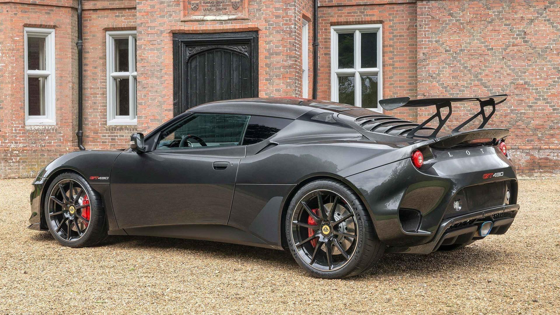 Nouvelle Lotus Evora GT430 : À l'assaut des supercars !