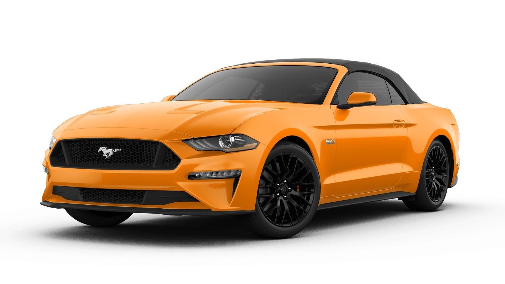 Un restylage et de la puissance : Ford Mustang 2018
