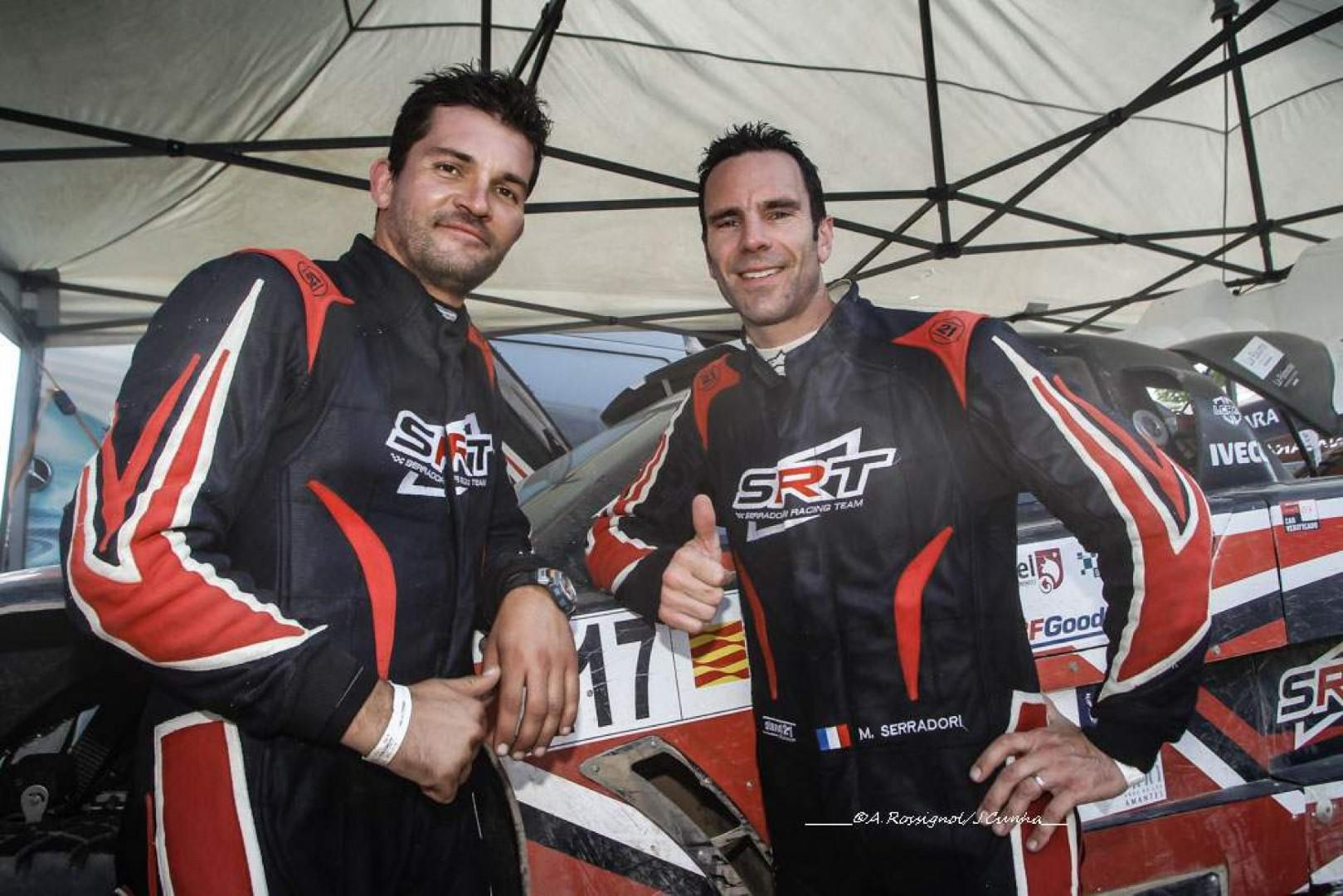 Baja Aragon 2017: Victoire en 2 roues motrices pour Serradori Racing Team