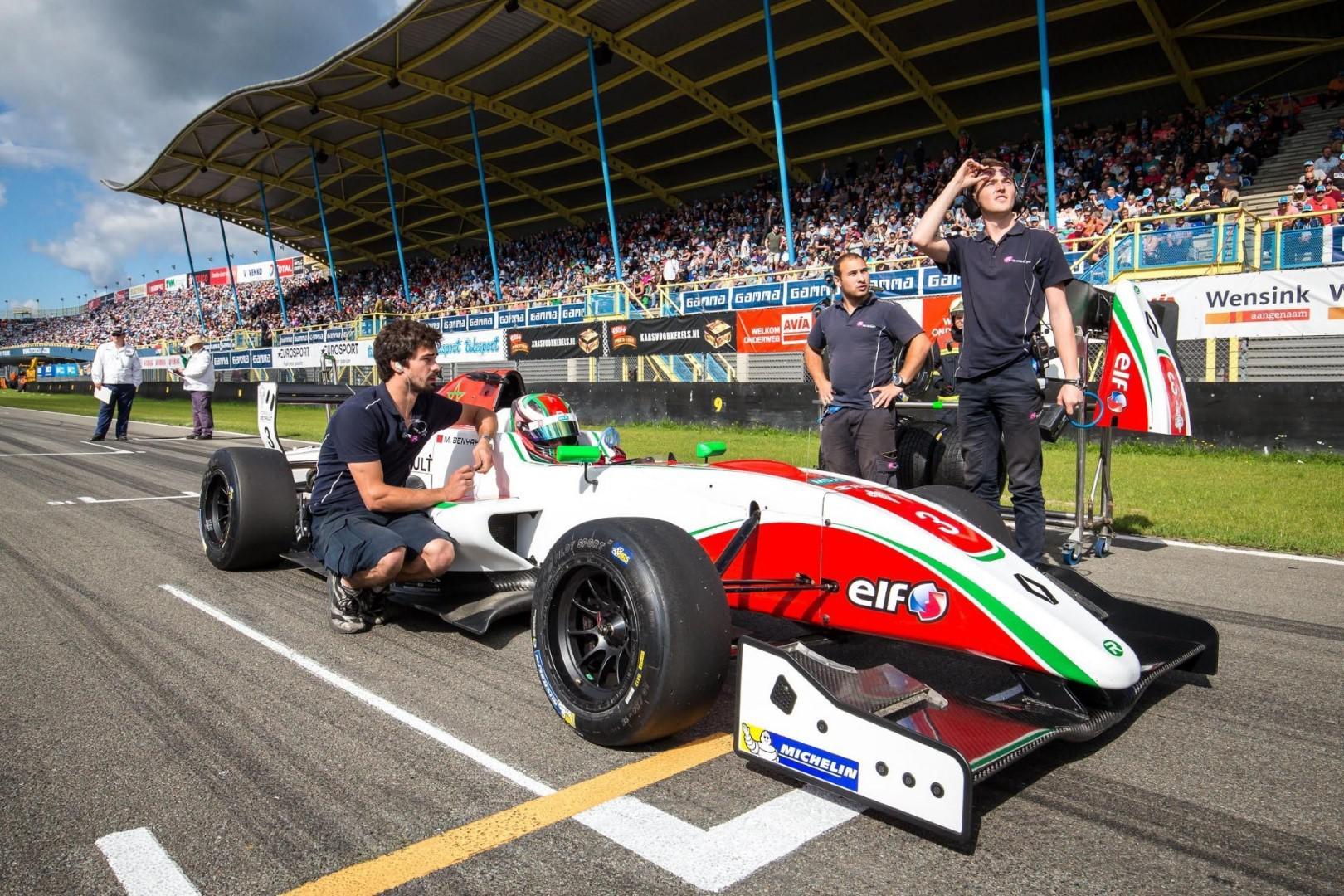 Michael Benyahia intègre le Top 3 du Championnat NEC Formule Renault 2.0