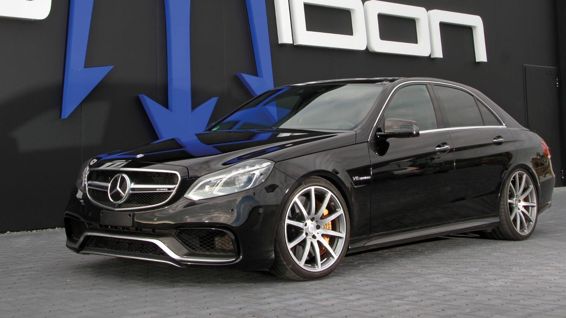 Mercedes-AMG E 63 S est plus puissante qu'une Bugatti Veyron !?