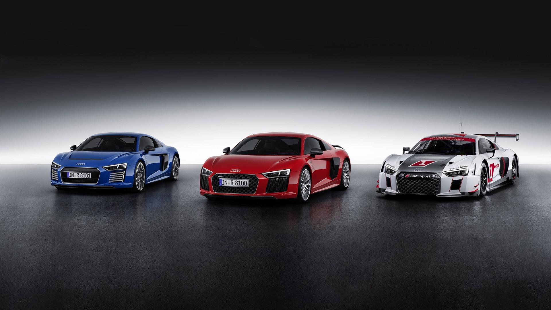 Une hypercar beaucoup plus puissante que l'Audi R8 !
