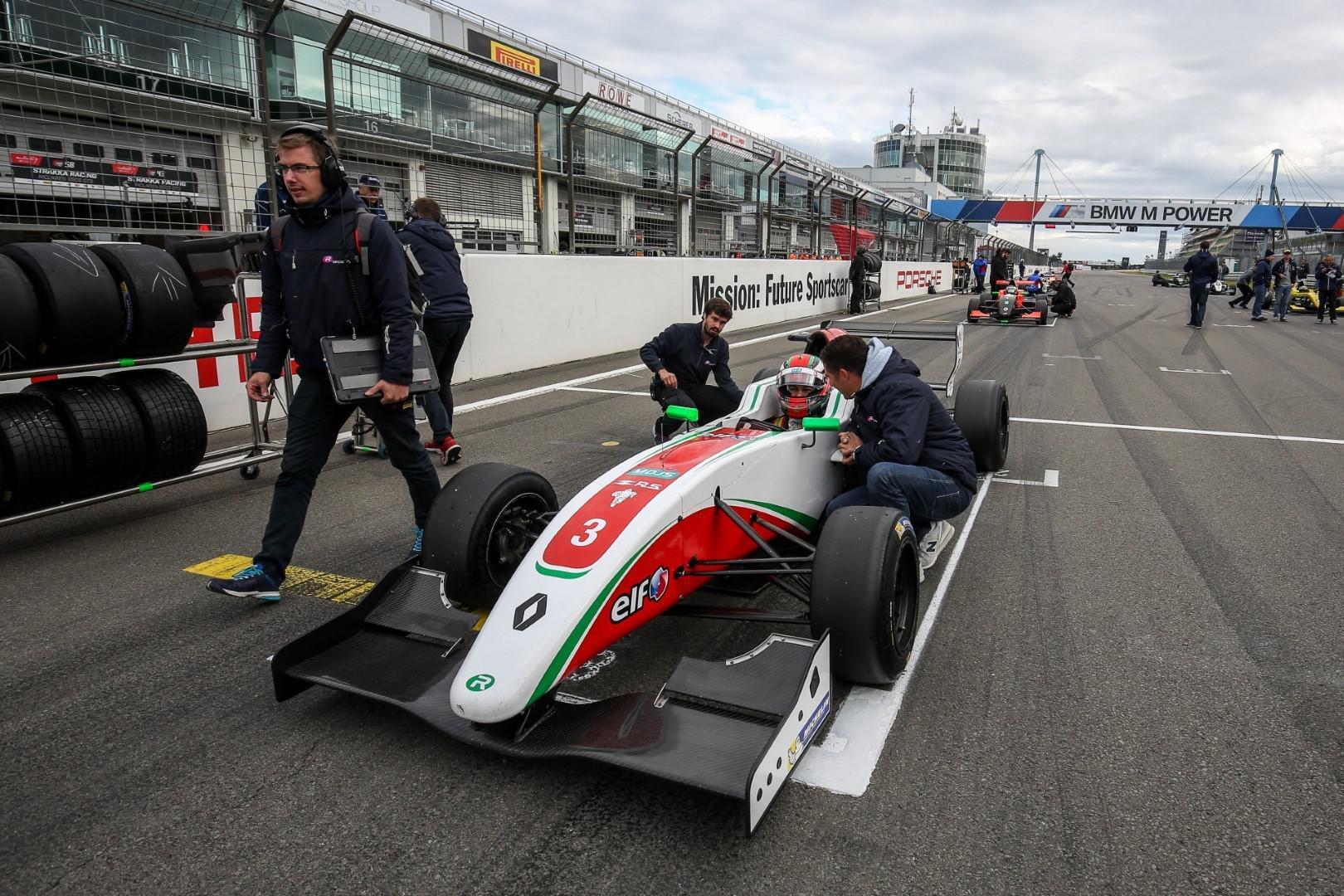 Michael Benyahia / Round 5 & 6 / Championnat NEC Formule Renault 2.0