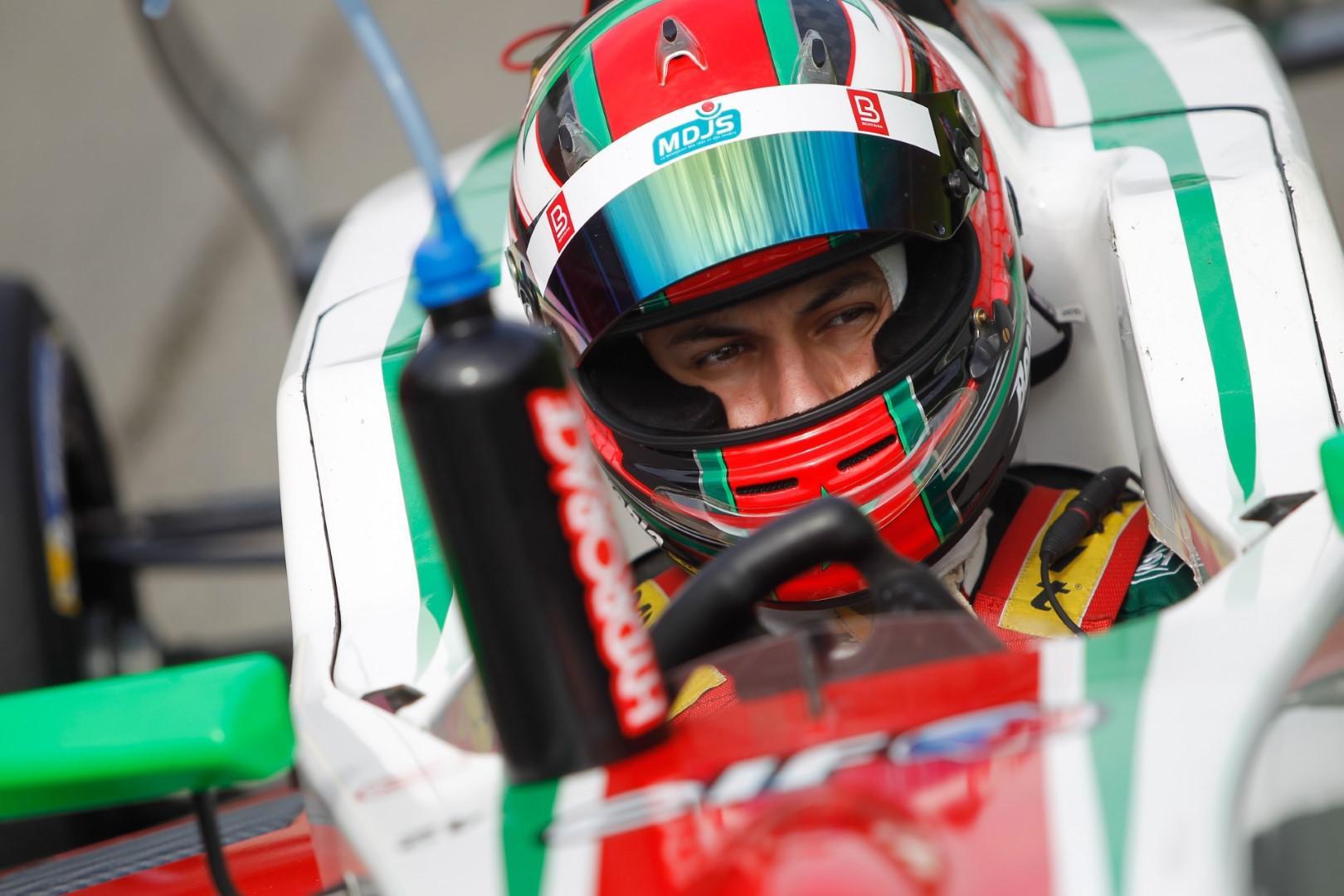 2ème au championnat, le Marocain Benyahia se replace dans la course au titre NEC Formule Renault 2.0 !