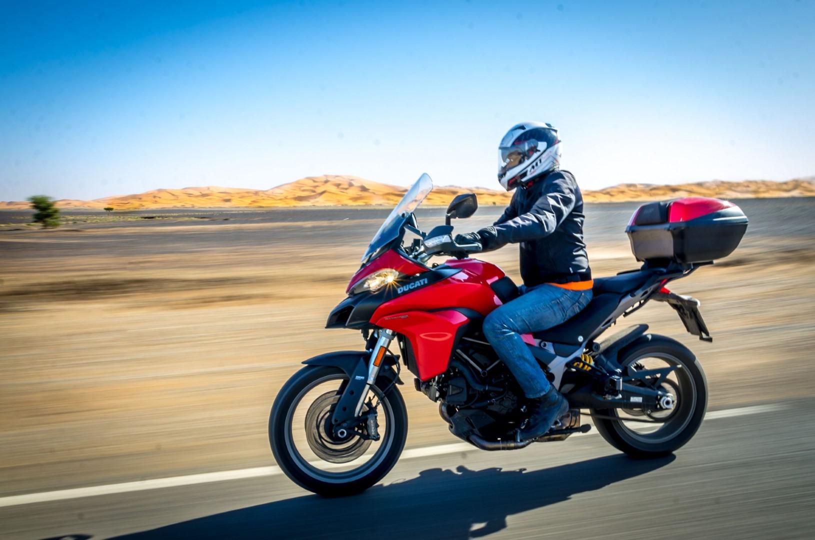 Essai Ducati Multistarda 950