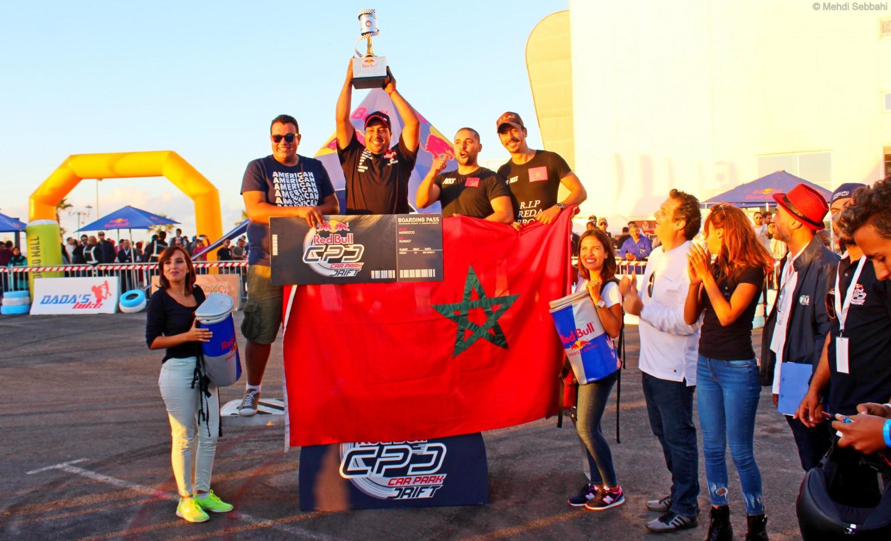 Red Bull Car Park Drift 2017, Ait Mansour nouveau champion