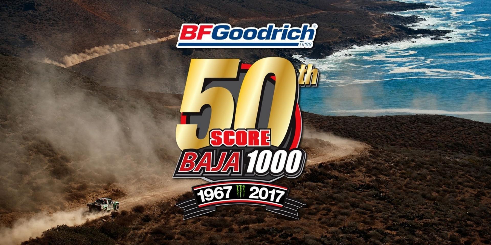 2017 Baja 1000