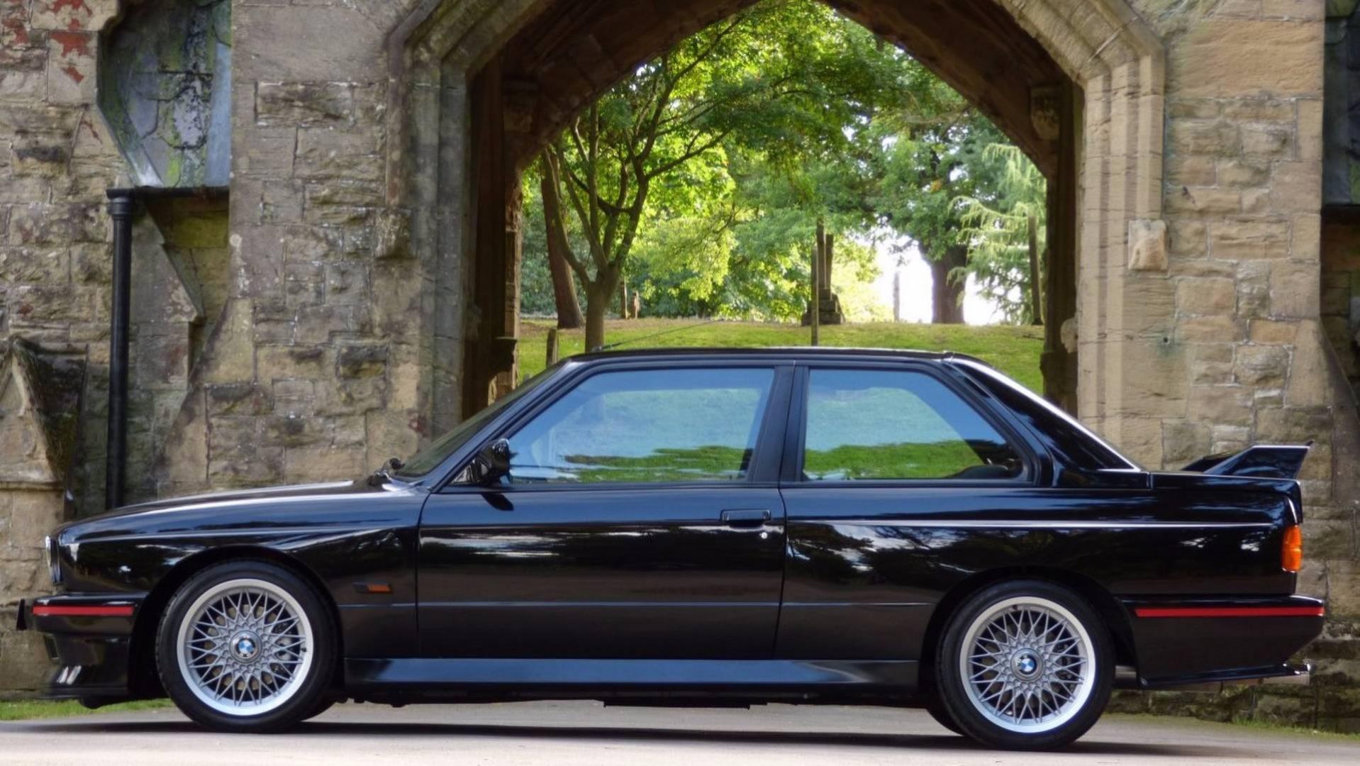 BMW M3 E30 Sport Evolution III : Le symbole d'une époque