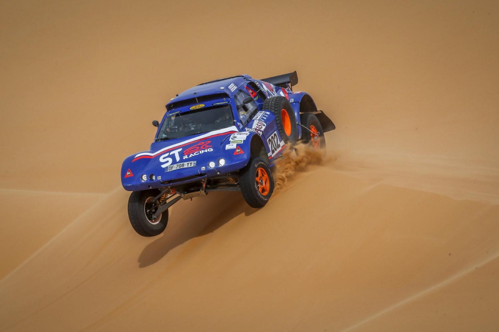 Sahari rallye 2017 : victoire de Thierry Bunnel