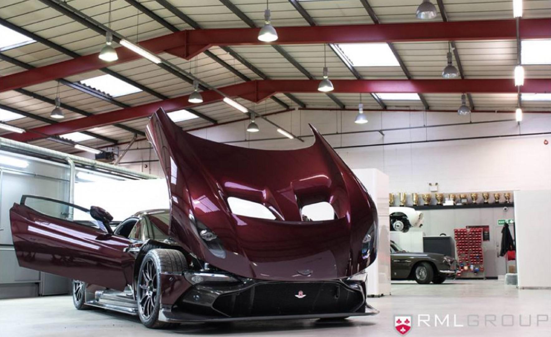Le kit d'homologation route de l'Aston Martin Vulcan est disponible !