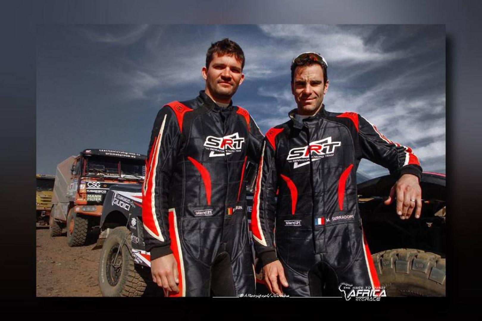 AFRICA ECO RACE : Le rendez-vous incontournable pour le team SRT !