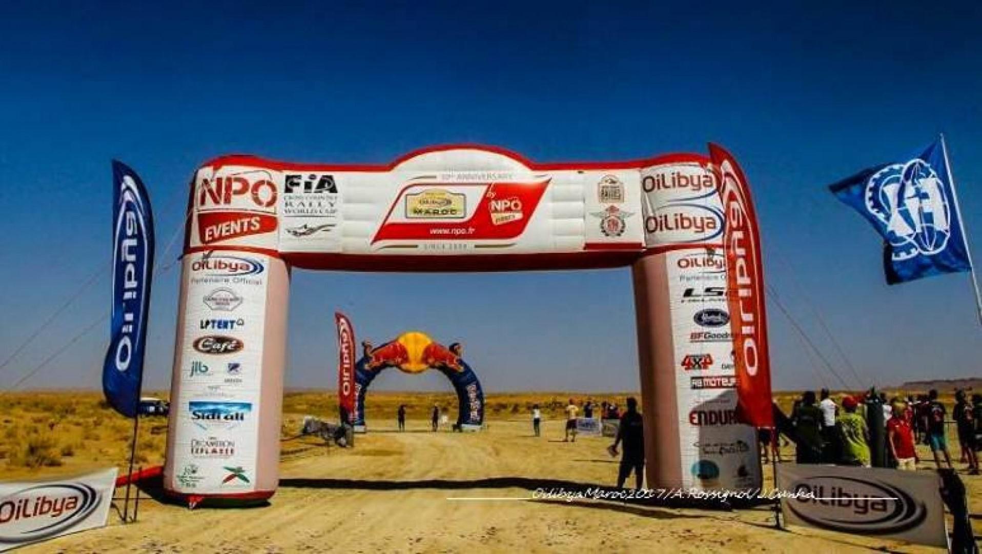 David Castera, le nouvel organisateur du Rallye du Maroc