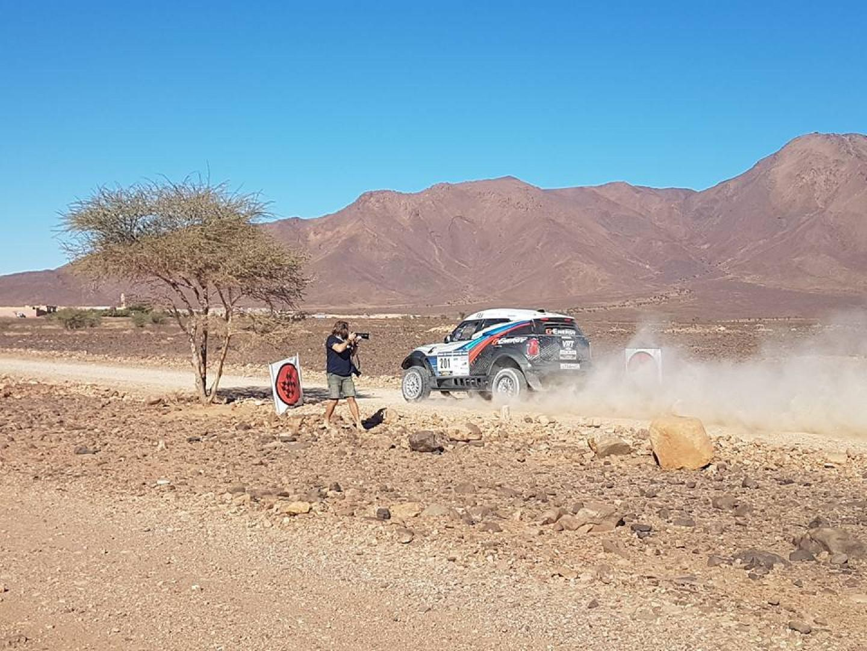 Africa Eco Race 2018 : Vasilyev et Ullevalseter vainqueurs du jour.