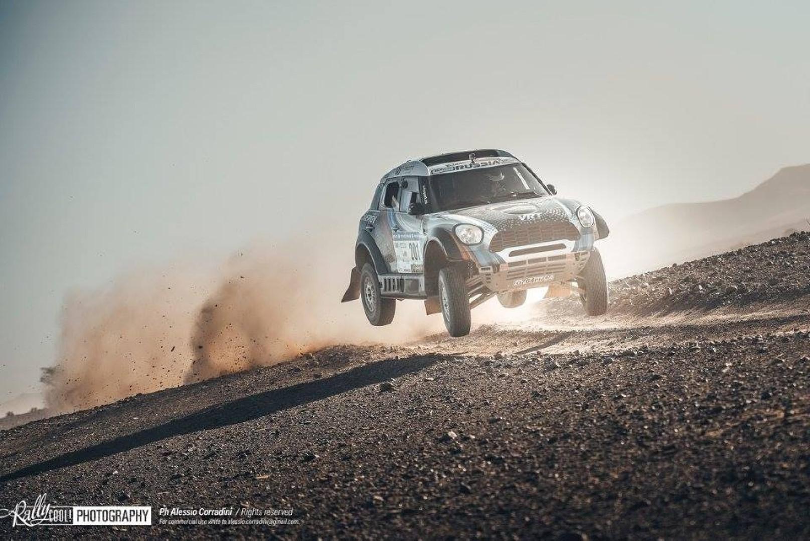 Africa Eco Race 2018 : Vasilyev / Serradori : le duel !