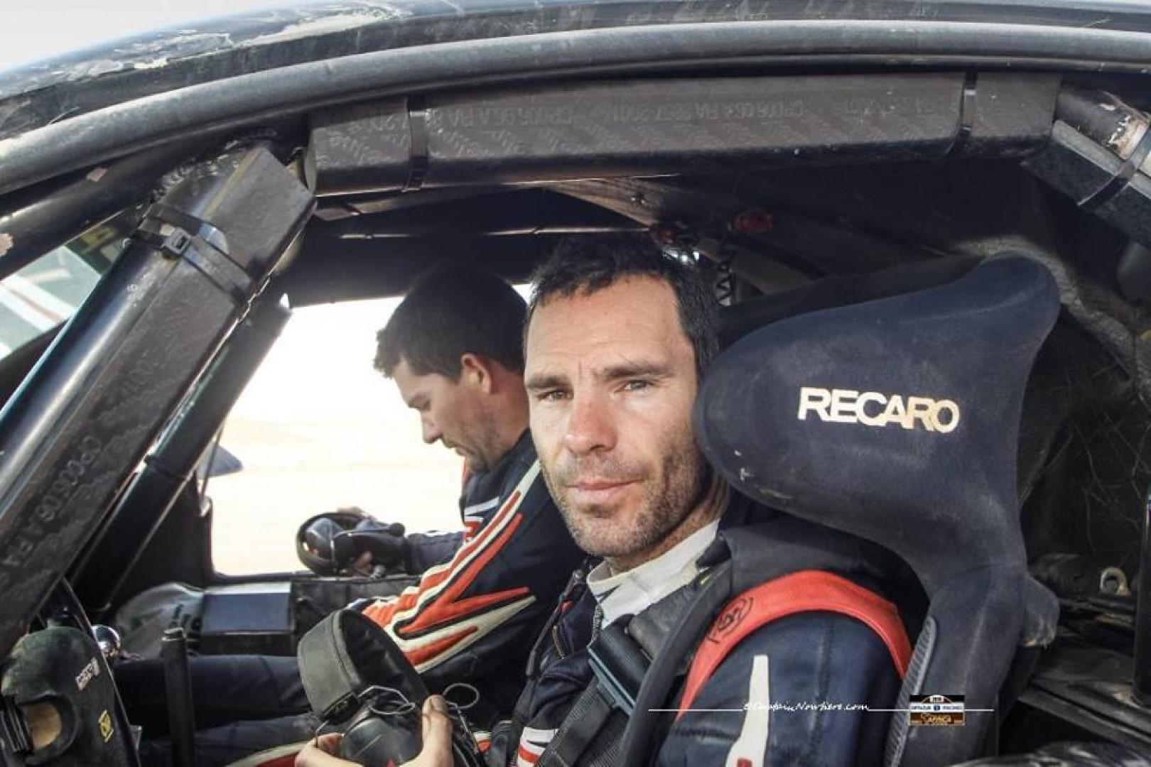 Africa Eco Race 2018 : Serradori , nouveau leader !
